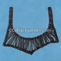 Collar Lace in Black Color