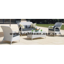 Hot Sale Wicker Garden Furniture Sofa Set Bp-350