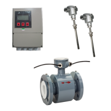 Medidor de calor eletromagnético LDG