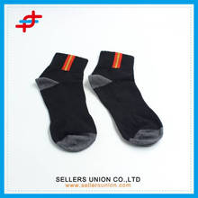 super soft and durable knitted sports socks for simple design
