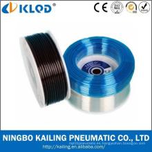 Neumático de la PU tubo / tubos de manguera de aire