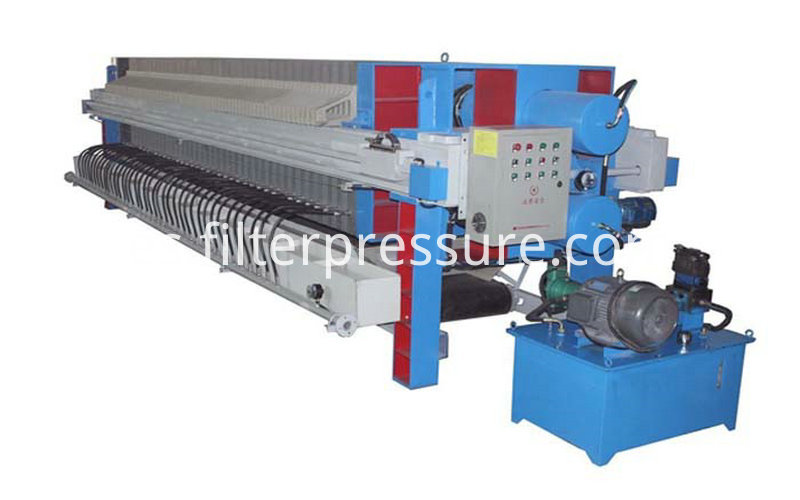Filter Press For Coal Washing