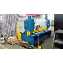 QC11y-8X2500 Máquina de corte de guilhotina hidráulica, máquina de corte de chapa de aço