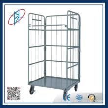 warehouse transport cargo trolley