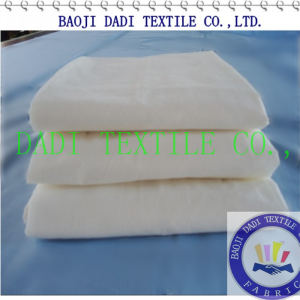 T/C 90/10 WHITE CLOTH WEAVE FABRIC