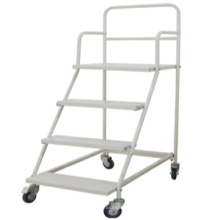 Heißer Verkauf hochwertiger Aluminium Material Plattform Hand LKW/Plattform Hand LKW/Non-laut Plattform Sackkarre