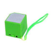Portable Private Model Bluetooth Speaker with ABS Plastic Material