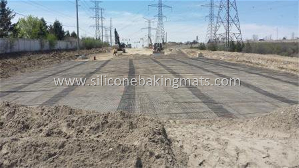 Biaxial Soil Stabilization Geogrids