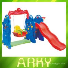 The bear slide swing combination
