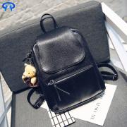 Stylish elegant lady backpack
