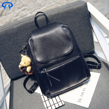 Stylish elegant lady backpack