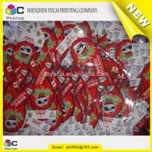 Etiqueta de decoração de carro com ímã de alta qualidade para garantia de comércio e ímã 3drefregerator