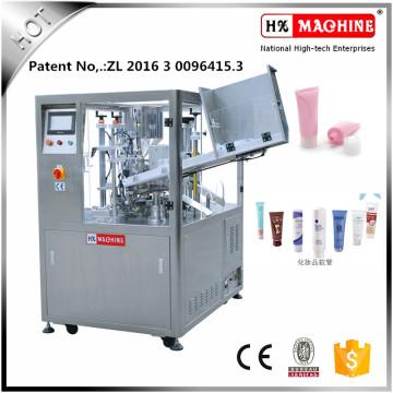 Vanilla Paste Soft Tube Füllung und Verschließmaschine mit CE