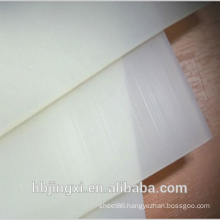 Good Price Transparent Silicon Rubber Sheet