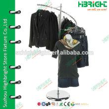 China fornecedor de roupas metálicas armário sistema de prateleiras