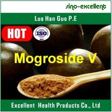 Edulcorantes naturales Extracto de Luo Han Guo (extracto de la fruta del monje)