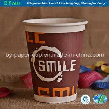Alta calidad de las tazas de papel al por mayor