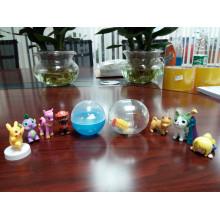 Fábrica de OEM Exquite Design Plastic Christmas Gift