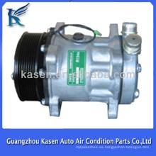 Compresor de aire de refrigeración PV8 para RENAULT 21, ALFA ROMEO 164, CLAAS OE # 7850,7700756572