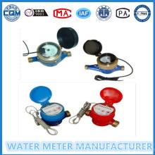 Medidor de agua de lectura remota modelo 15-25