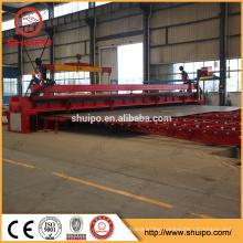 Automatic Flat Butt Welding Equipment longitudinal seam welding machine from SHUIPO