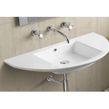 Bassin de salle de bain en céramique suspendu (658)
