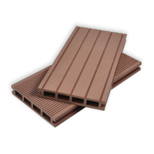 New generation eco-friendly composite decking fascia