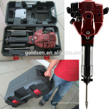 1700w 2.4HP 52cc BMC Package Petrol Jack Hammer Perforateur à vapeur portable à essence