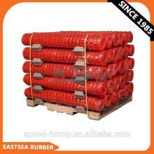China Factory Orange HDPE-Kunststoffsicherheitsnetz