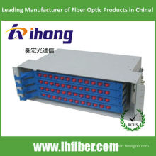 48 Core 19 Zoll Rack montiert gleitfähige Glasfaser ODF