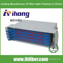 48 Núcleo de 19 pulgadas de montaje en rack deslizable de fibra óptica ODF
