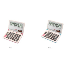two way power 12 digits  calculator