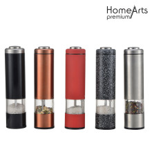 Colorful Electric Salt Pepper Ceramic Mill