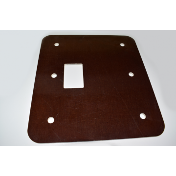 Kertas Resin Brown Laminated Bakelite Sheets