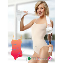 PIERRE CARDIN SEAMLESS SHAPER BODY WITH SNAP