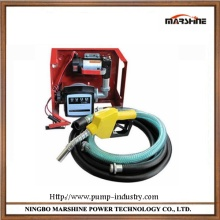 Micro DC electric vehicle oil pump