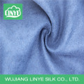 green dyeing 100%polyester autumn leisure coat fabric, suede fabric wholesale