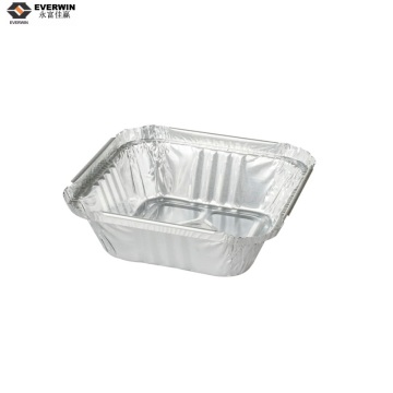 FAD Square/Round Disposable Foil Aluminium Food Trays
