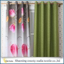 Chine en gros Derniers décoratifs décoratifs rideaux floraux imprimés