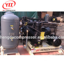 Booster 175CFM 508PSI Hengda high pressure used compressor scrap in uk