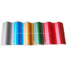 Prix de matériaux de construction imperméables de tuile de toiture MgO