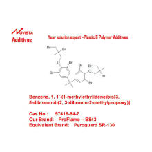 Alternativa de HBCD ignífugo de EPS/XPS