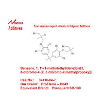 Alternativa de HBCD retardante de chama para EPS/XPS