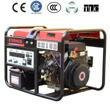 Generador Diesel refrigerado por aire estable (SH8Z)