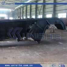Tuyaux d'aspiration de dragage en acier pour TSHD (USC-3-005)