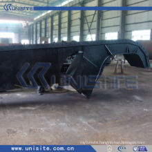 steel dredging suction pipes for TSHD (USC-3-005)