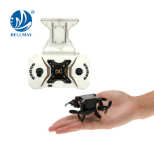 Newest Wholesales 2.4G 4CH 6 Axis Gyro Foldable RC Drone with Wifi FPV