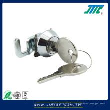 Mid Size Zinc Alloy Key Cylinder Cam Lock
