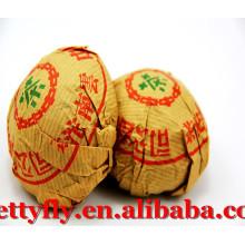 Top Grade Yunnan 200g fermentado Bowl Pu'er chá em estoque, Saúde Benefícios Puerh chá emagrecimento