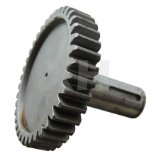 Customized Casting Steel Shaft with Machining